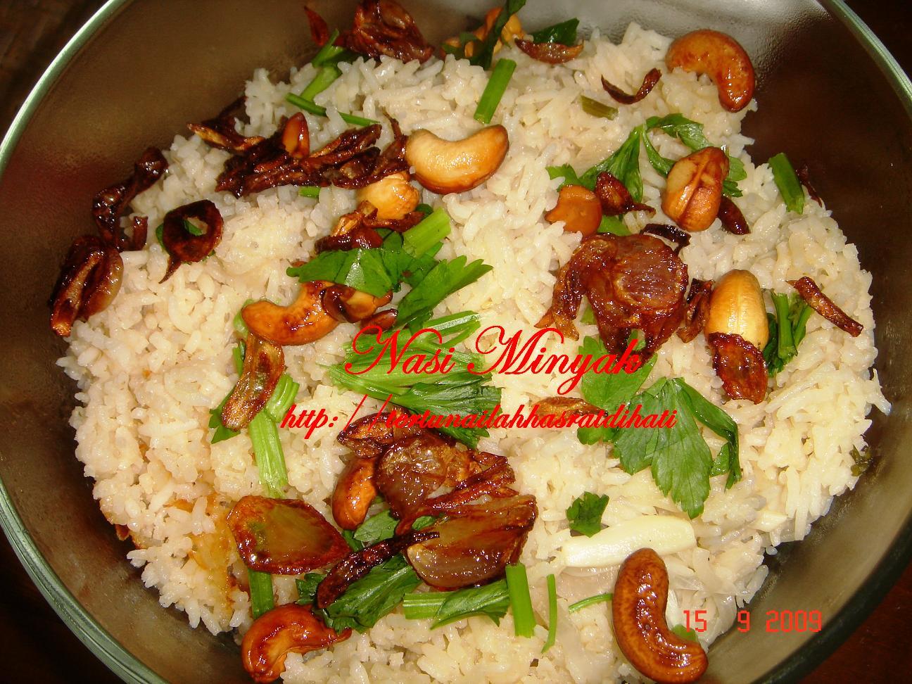 Nasi Minyak Ah Mat Gebu Kakinakls Blog